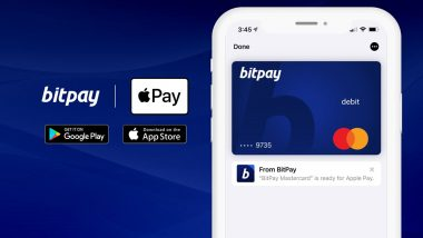 BitPay Rolls Out Support for Apple Pay for Easier Payments: Report