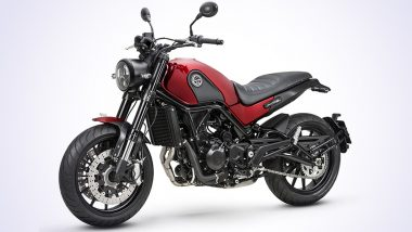 2021 Benelli Leoncino 500 Launched in India at Rs 4.59 Lakh