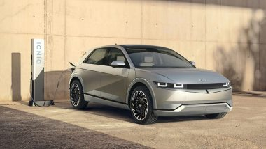 2022 Hyundai IONIQ 5 Electric SUV Officially Revealed