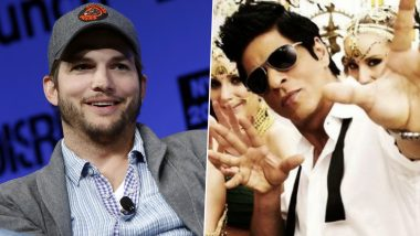 Ashton Kutcher Birthday Special: When That 70's Show Actor Danced On Shah Rukh Khan's Chammak Challo (Watch Video)