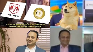 Hold on Funny Doge Meme Creators! Here is The Ultimate Comic Video on Dodgecoin Cryptocurrency by Serious Indian Business News Channel Panelists!