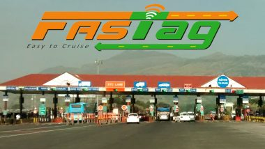 FASTag to Become Mandatory From February 15; Vehicles Passing Through NH Toll Plazas Without FASTag Have to Pay Double Toll Charge