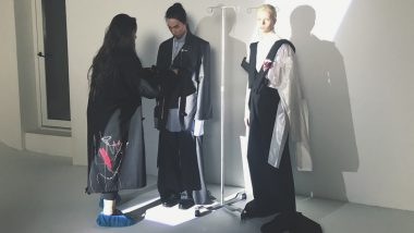 A Discussion Between Fashion Design and the Topic of Neuroscience Degenerative Diseases – Interview New York Fashion Designer GE Jiayue