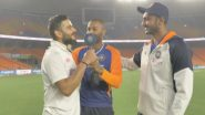 Virat Kohli Speaks Gujarati, Praises Axar Patel After India Beats England; Says 'Aye Bapu Thaari Bowling Kamal Chhe'
