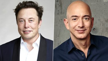 Elon Musk Slips to Second Spot in Bloomberg Billionaire Index Over a 'Bitcoin Tweet'; Amazon's Jeff Bezos is The World's Richest Person Now