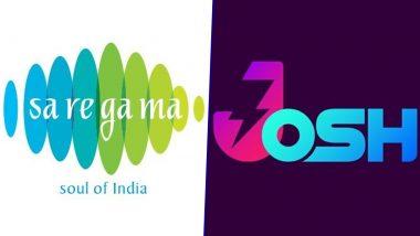 Saregama Signs Music Licensing Deal With Short-Video App Josh: Report