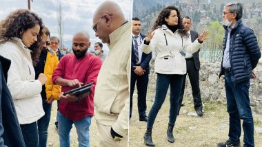 Kangana Ranaut Is Building Her First Cafe and Restaurant in Manali, Says 'Sharing My New Venture My Dream with You All'
