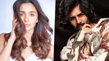 Alia Bhatt to Collaborate With Kartik Aaryan for a Sharan Sharma Film?