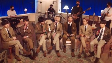 BTS at MTV Unplugged: 'Blue & Grey,' 'Telepathy,' 'Life Goes on,' 'Dynamite,' ARMY Enjoyed a Virtual Concert of the K-Pop Boy Band, Fans at Bliss and They Shed Happy Tears
