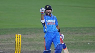 This Day That Year: Virat Kohli Scores Unbeaten 133 as India Chase 321 Against Sri Lanka (Watch Video)