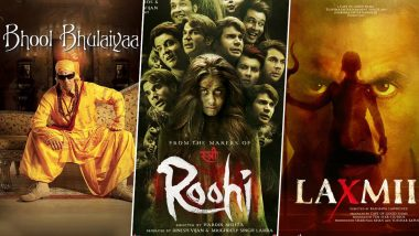 Janhvi Kapoor and Rajkummar Rao's Roohi Released in Theatres; 5 Other Popular Bollywood Horror-Comedies and Where To Watch Them Online!