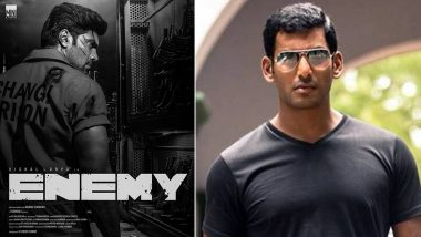 Arya Is All Set To Face His 'Enemy' Vishal In The Upcoming Action Entertainer!
