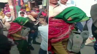 Uttar Pradesh: Married Woman, Man Shamed Publicly Over Affair in Agra, 3 Held