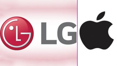 LG, Apple Reportedly in Talks for Foldable iPhone Display Panels
