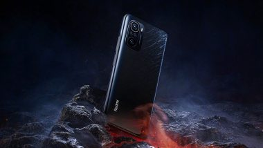 Redmi K40 Teased on Weibo, Reveals Back Panel With Unique Pattern