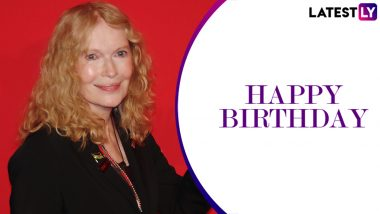 Mia Farrow Birthday: From Rosemary's Baby To Broadway Danny Rose, 5 Brilliant Performances By The Golden Globe Winner!