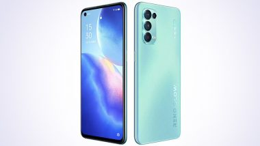 Oppo Reno5 K with Snapdragon 750G SoC & 4,300mAh Battery Launched in China