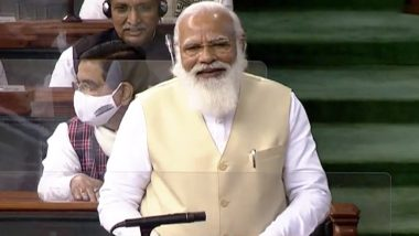 New Farm Laws Are 'Optional, Not Compulsory', Says PM Narendra Modi in Lok Sabha