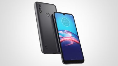 Moto E6i With Dual Rear Cameras & 3,000mAh Battery Launched; Check Price, Features & Specifications