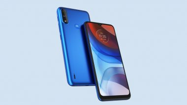 Moto E7 Power With MediaTek Helio G25 SoC Launched in India; Check Prices, Features & Specifications
