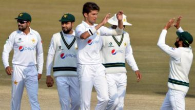 Pakistan vs South Africa 2nd Test 2021 Live Streaming Online Day 5 on SonyLiv: Get PAK vs SA Cricket Match Free TV Channel and Live Telecast Details on PTV Sports