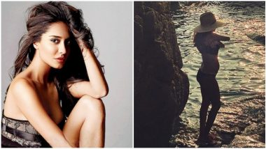 Throwback Thursday! Mom-To-Be Lisa Haydon Gives Glimpse Of Her Baby Bump Donning A Bikini