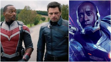 War Machine To Appear in The Falcon and the Winter Soldier; Don Cheadle Confirms His Involvement in Marvel's Disney+ Series