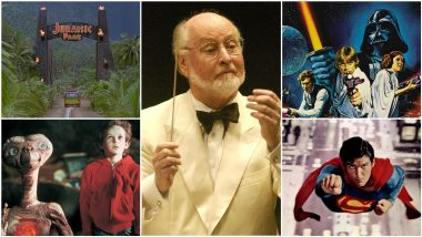 John Williams Birthday Special: Star Wars, Jurassic Park, Harry Potter – 10 Most Iconic Theme Scores Composed by the Legend That Every Geek Is Grateful For (Watch Videos)