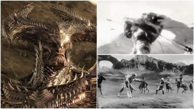 Zack Snyder's Justice League: A Menacing Steppenwolf Smashing Amazonians in This Viral Video Clip Has Just Amped Up Our Excitement for Snyder Cut!