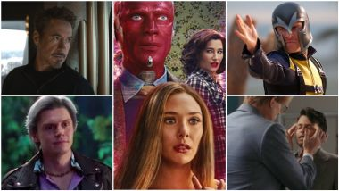 WandaVision: Tony Stark, Magneto Easter Eggs, More Wanda Messing – 20 Little Details Fans Caught in Episode 5 That Are Making Us Love This Marvel Show More! (LatestLY Exclusive)