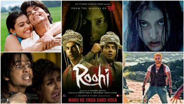 Roohi Trailer: From Shah Rukh Khan's DDLJ to Anushka Sharma's Pari, 5 Movies That Janhvi Kapoor, Rajkummar Rao and Varun Sharma's Film Pay an Ode To! (LatestLY Exclusive)