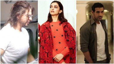 Pathan: From Salman Khan's Cameo to Its Release Date, How Shah Rukh Khan's Spy Thriller Is Making Headlines Without 'Officially' Existing! (LatestLY Exclusive)