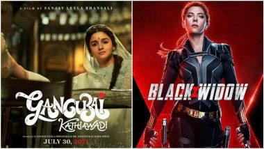 Gangubai Kathiawadi Teaser: Is the BGM Score for Alia Bhatt's Sanjay Leela Bhansali Film Inspired by Marvel's Black Widow?