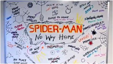 Spider-Man: No Way Home! Tom Holland Reveals Title and Release Date of His Marvel Movie Through a Quirky Video