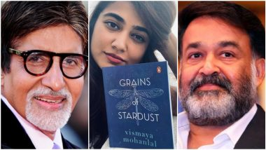 Amitabh Bachchan Is All Praises For Mohanlal's Daughter Vismaya For Her Book 'Grains Of Stardust', Says 'Talent Is Hereditary'