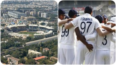 PM Narendra Modi Shares Unique View of India vs England 2nd Test 2021 From Chennai Skies