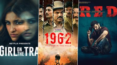 OTT Releases Of The Week: Parineeti Chopra's The Girl On The Train, Abhay Deol's 1962 – The War On The Hills on Disney+ Hotstar and More