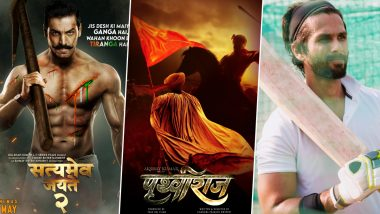 Radhe vs Satyameva Jayate 2 on Eid to Prithviraj vs Jersey on Diwali, Bollywood Biggies Going Head-to-Head in 2021