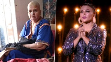 Rakhi Sawant Urges Fans to Pray for Her Ailing Mother Who Is Undergoing Cancer Treatment