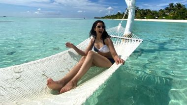 Rakul Preet Singh's Throwback Picture From Her Maldives Vacation Is All About Fun and Laughter!