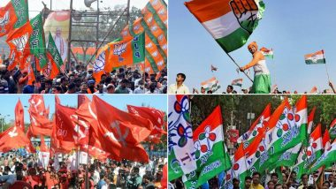 West Bengal Assembly Election Results From 1952 to 2016: From Congress to Left And TMC, The Rise And Fall of Political Parties in The State Over The Years