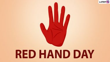 Red Hand Day 2021 Date, History and Significance: Everything to Know About International Day Against the Use of Child Soldiers