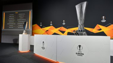 UEL 2020-21 Round of 16 Draw: Here's Who Manchester United, Arsenal and Other Teams Will Face in UEFA Europa League Knockouts