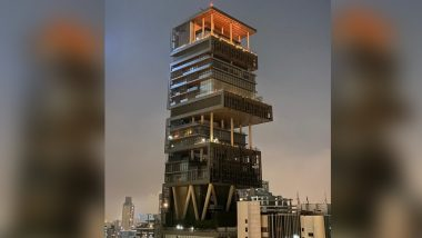 Antilia Bomb Scare Case: Court Extends NIA Custody of Two Accused Till July 5
