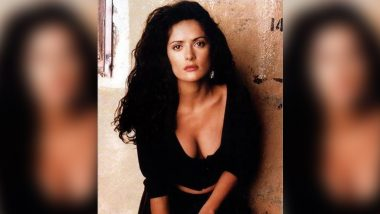 Salma Hayek Opens Up on Why She Cried During Desperado Sex Scene Shoot, Says 'I Was Not Letting Go of the Towel'