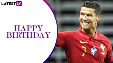 Cristiano Ronaldo Birthday Special: Most UCL Goals and Other Records Held by CR7