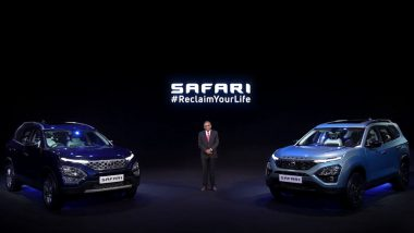 2021 Tata Safari SUV Launched in India at Rs 14.69 Lakh; Check Prices, Bookings, Features & Specifications