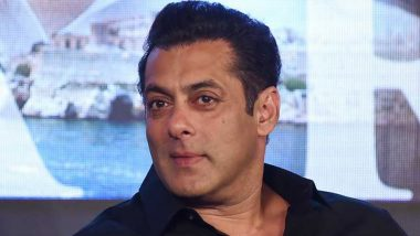 Salman Khan Is 'Embarrassed Yet Delighted' As His Artwork Will Be Displayed at a Prestigious Exhibition