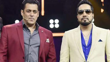 Mika Singh To Perform With Salman Khan After Four Years in the Upcoming Show Indian Pro Music League