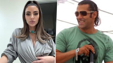 Is Kim Kardashian West Sporting a Salman Khan Bracelet in This Pic? Bhai Fans Want The Fashionista To Return His Lucky Charm!